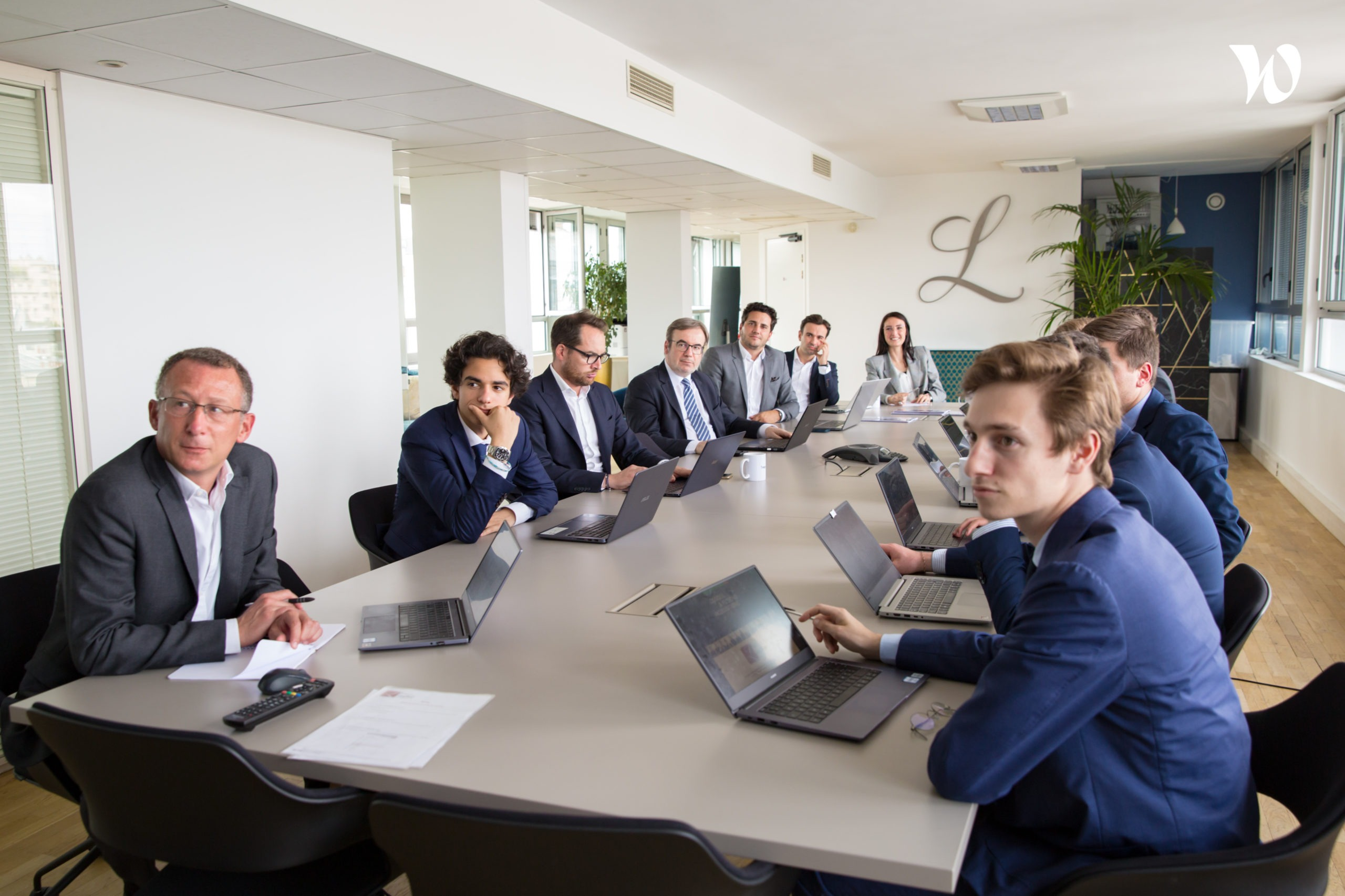 Largillière Finance équipe
