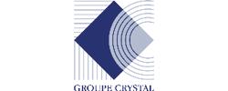 groupe crystal logo